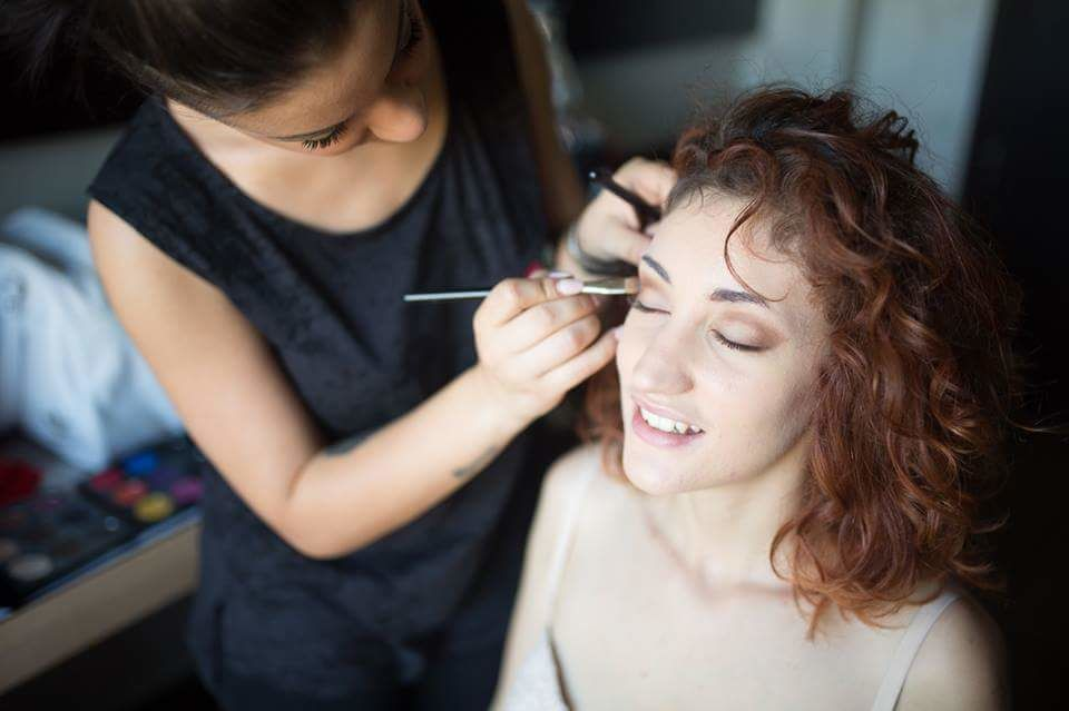 Sofia Agostinelli Make-Up Artist