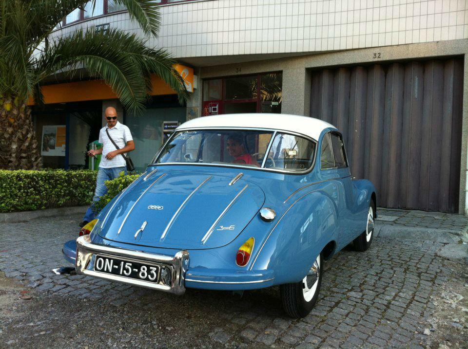 Matrimónio-Car