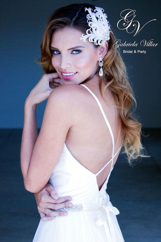 Gabriela Villar Novias - Accesorios