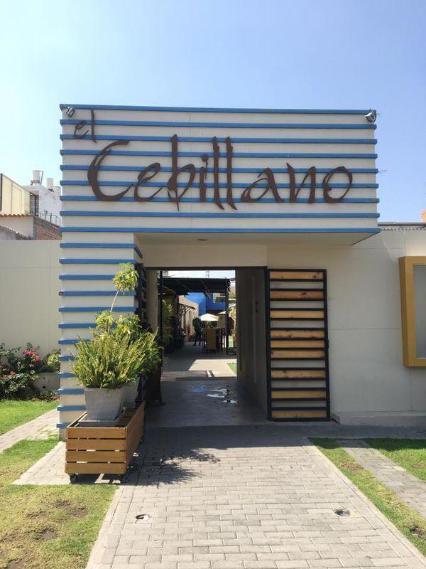 El Cebillano