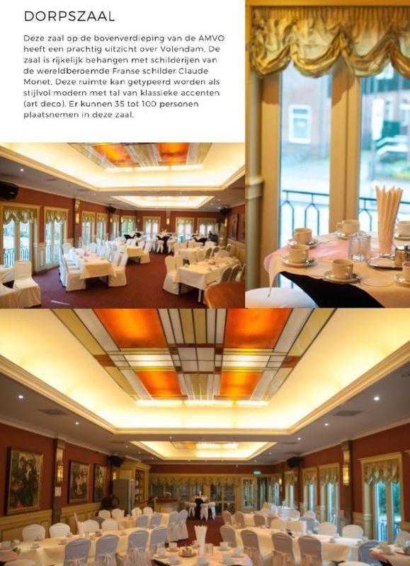 AMVO Partycentrum Grand-Café en Restaurant
