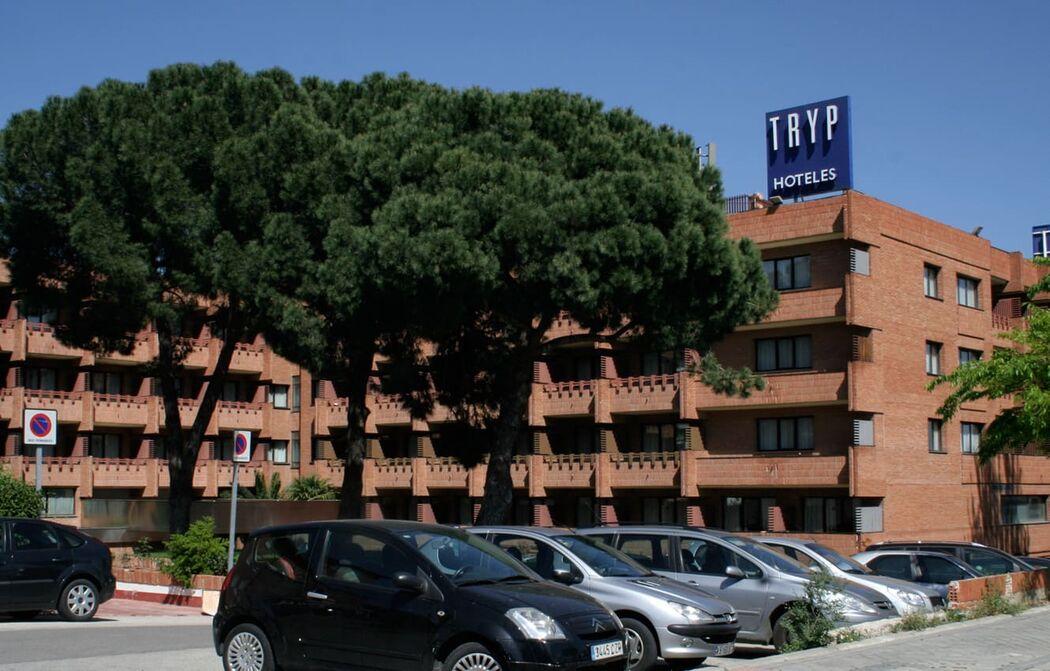 TRYP Madrid Alameda