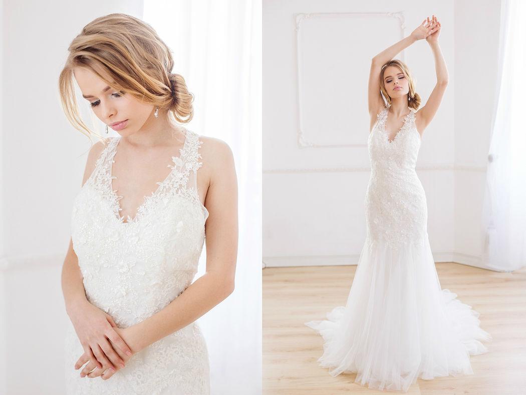 Свадебное платье Энжил