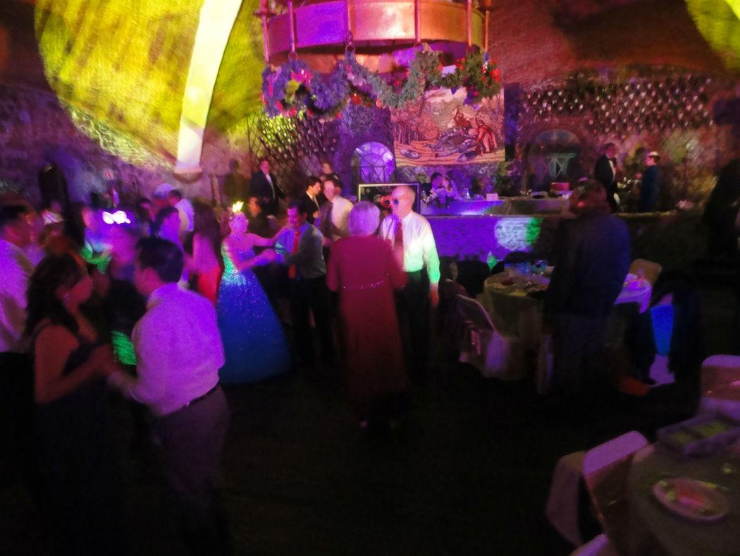 Musica para todas las edades. Dj Boda Guanajuato, Hotel Guanajuato