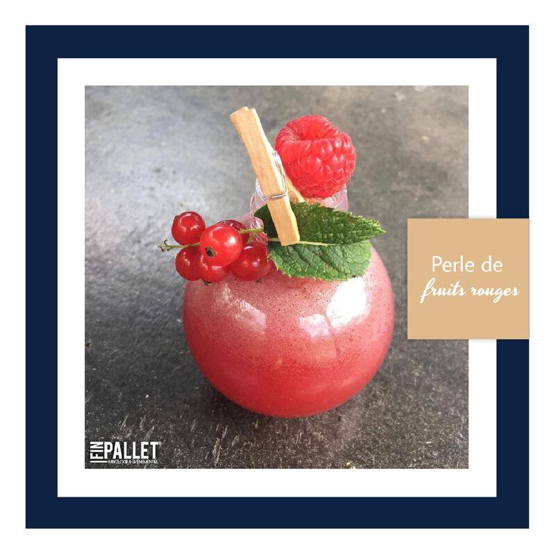 Barman & Cocktails Spéctaculaires - FIN PALLET Bar à cocktails