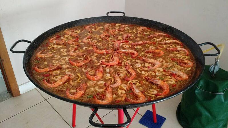 Paella de Vitória