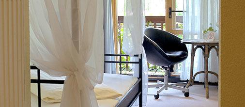 Beispiel: Impression Hotelzimmer, Foto: Hotel Bock.