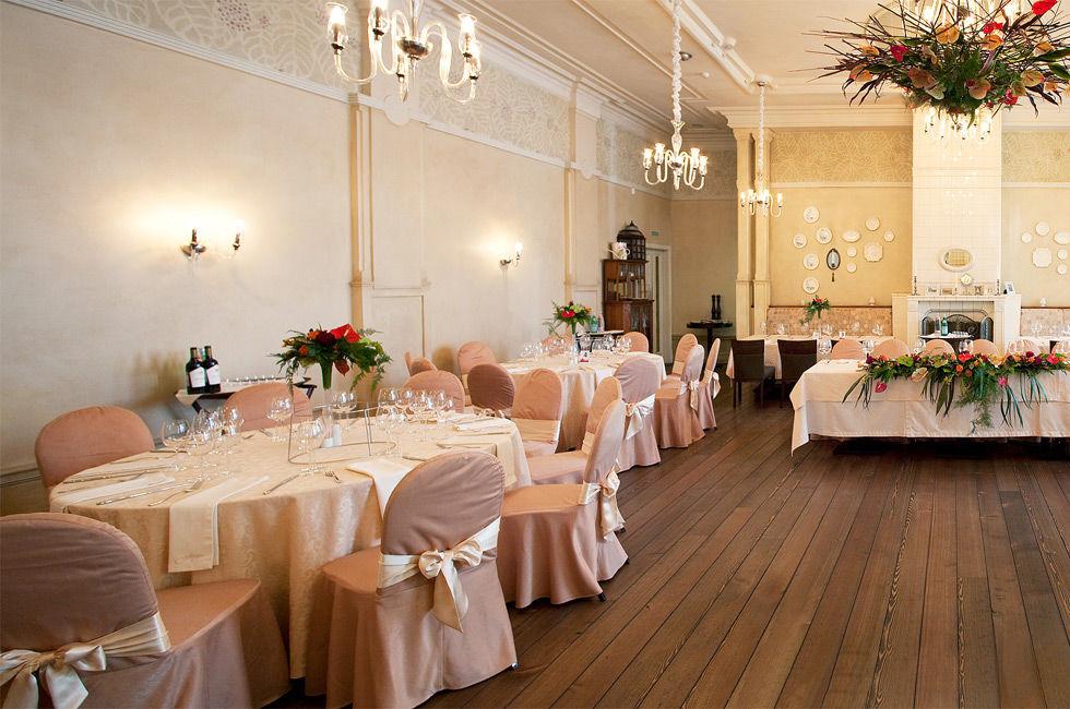 Ресторанный комплекс La Maison