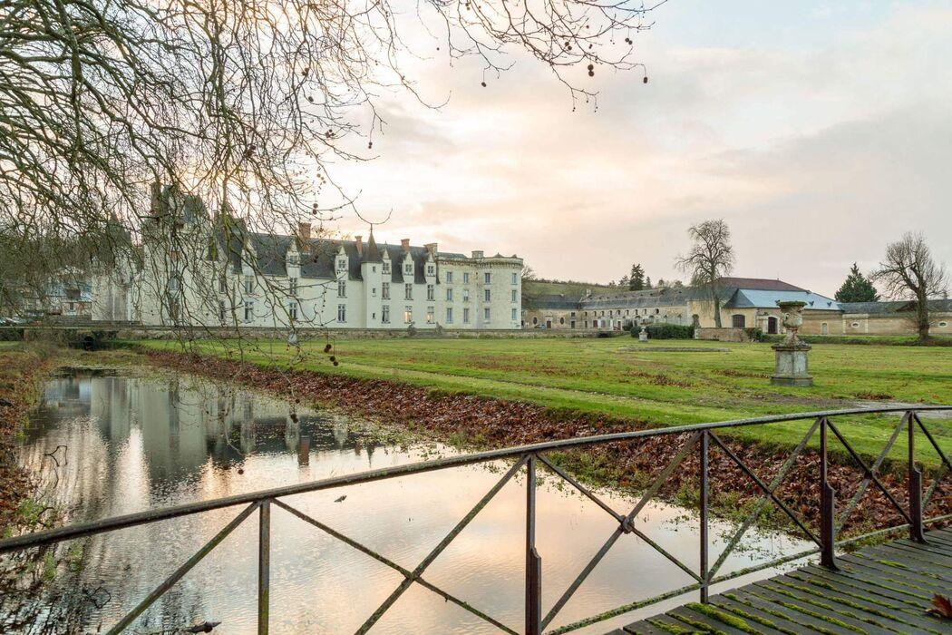 Château de Dissay*****