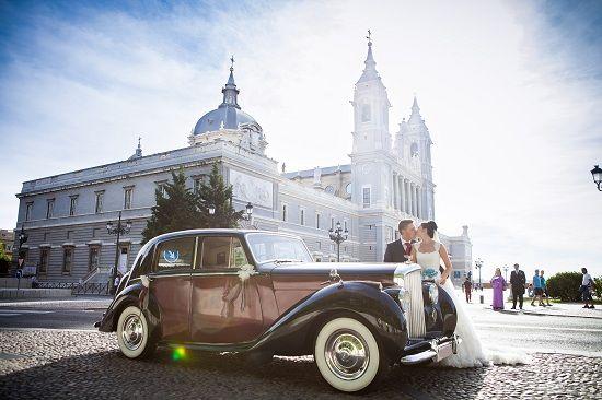 Tu Rolls en Madrid