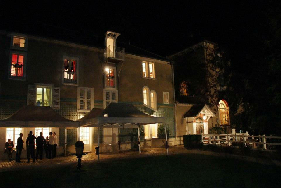 Manoir de Tigeaux
