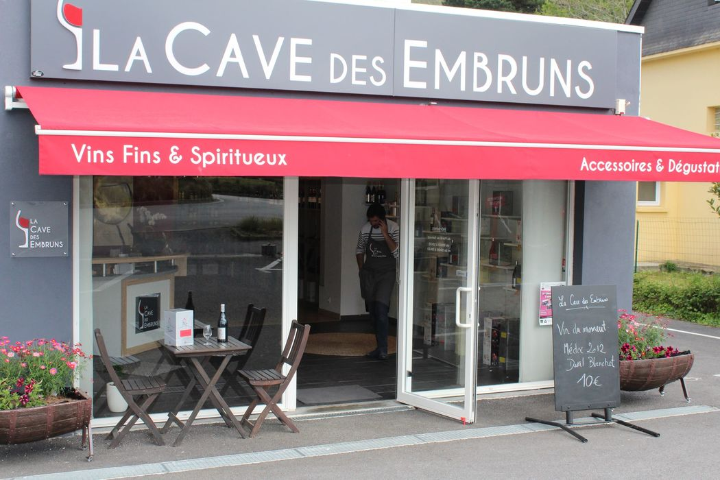 La Cave des embruns