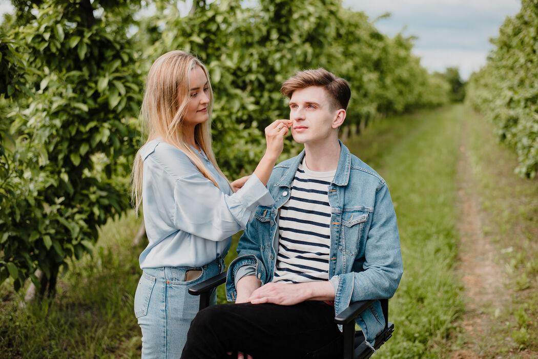 Kasia Stach - Make Up
