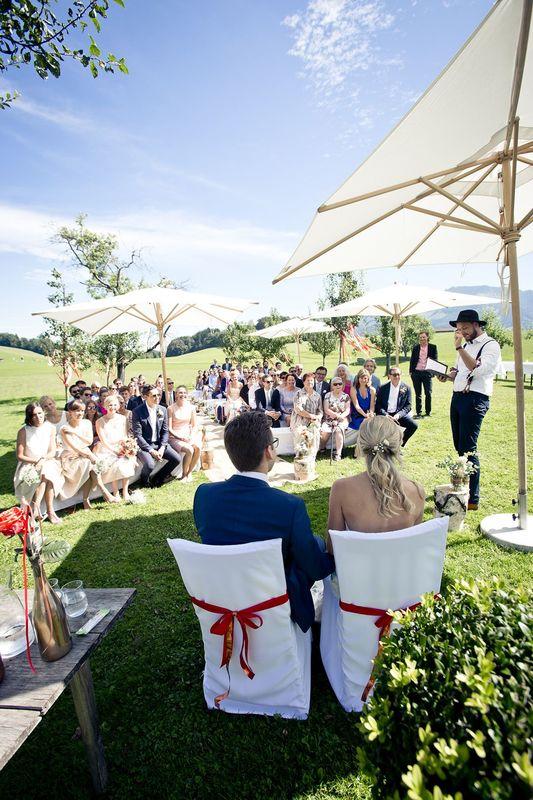 Strauß & Fliege - Hochzeitsredner bundesweit