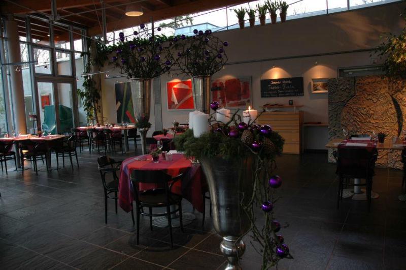 Beispiel: Restaurant, Foto: Restaurant Art.