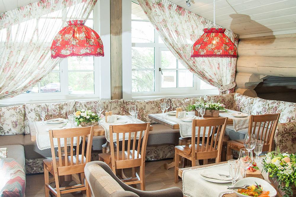 Ресторан Русская Рыбалка