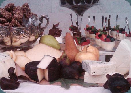 Mesa de Quesos por Dulces Besos