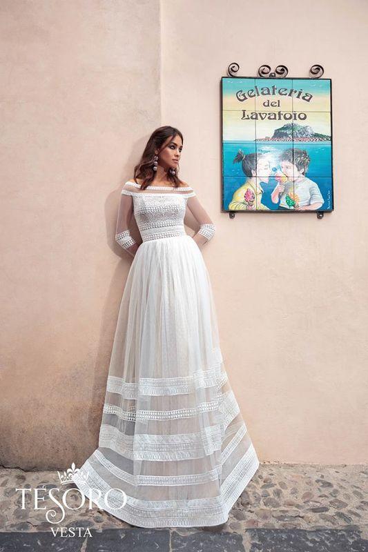 Mona Lisa - Salon Mody Ślubnej