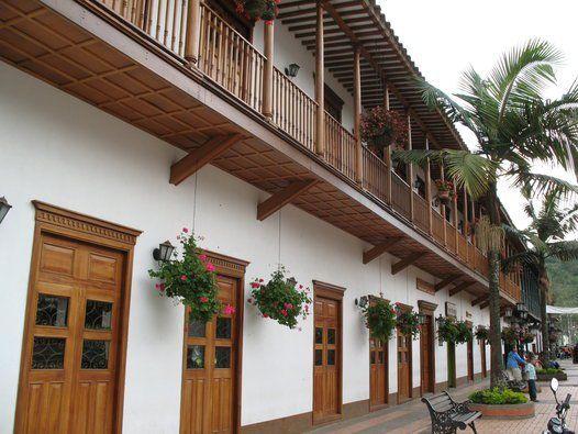 Turismo por Colombia