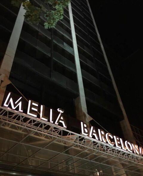 Meliá Barcelona Sky