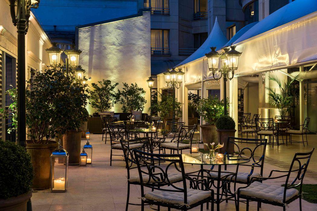 Hôtel Marriott Paris Champs-Elysées