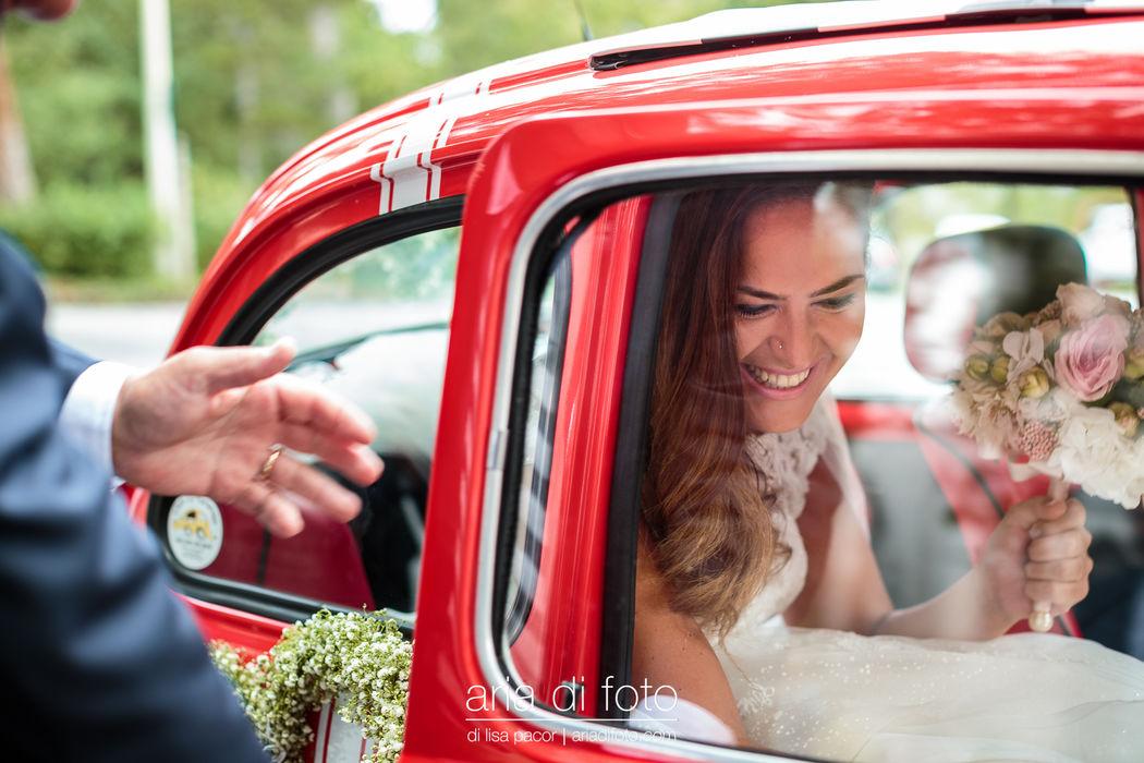 Aria di Foto - Lisa e Paolo