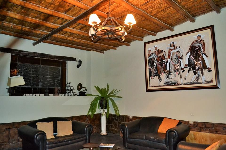 Hotel Fundo San Rafael