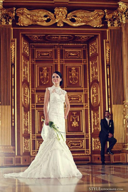 Beispiel: Professionelle Hochzeitsfotografie, Foto: Stylefotografie.