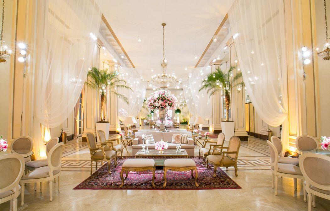 Vanessa Aune Cerimonial. Copacabana Palace