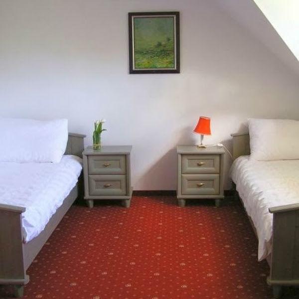 Przytulny pokój gościnny