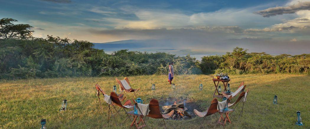 Pakulala Safari Camp Ngorongoro Tanzania