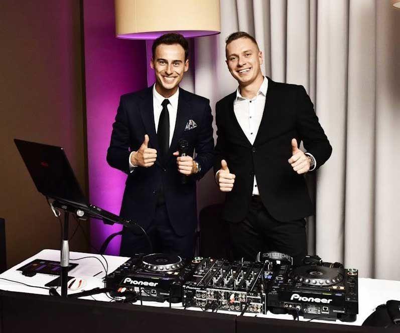 Warsaw Wedding DJs
