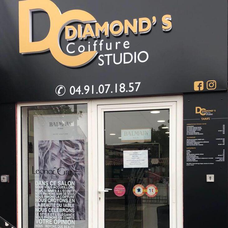 Diamond's Coiffure Studio