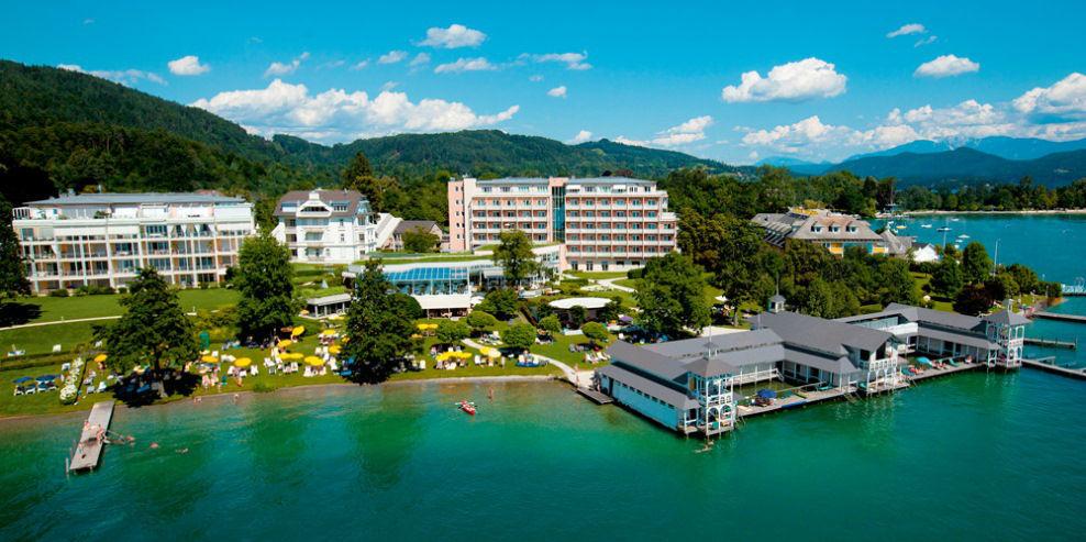 Beispiel: Außenansicht, Foto: Hotel Werzer's.