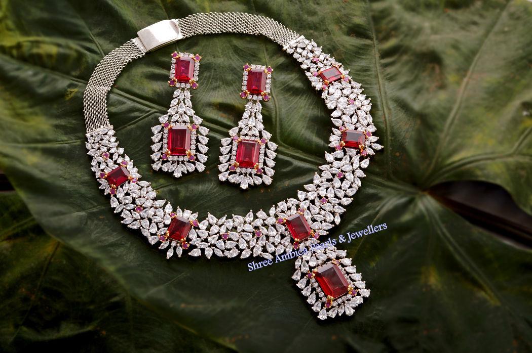 Shree Ambica Pearl & Jewellers
