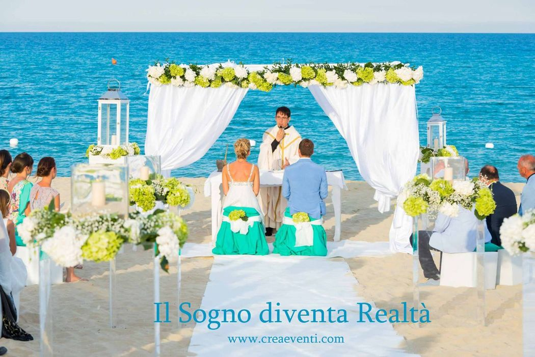 Crea Eventi - Wedding Planner & Flower Designer