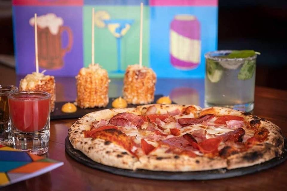 Mercatto Tacos, Pizza & Burgers
