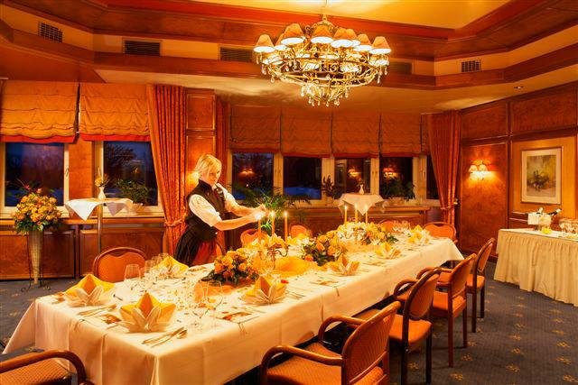 Beispiel: Schwarze Herzog, Foto: Hotel Landhaus Seela.