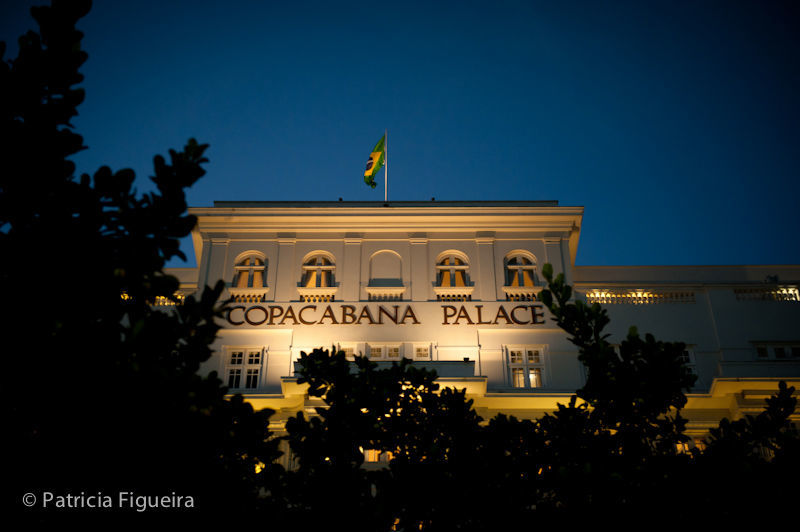 Copacabana Palace. Foto: Patricia Figueira