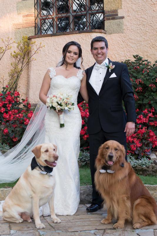Los recién casados, Jonás y Nemo Club el Nogal Bogotá