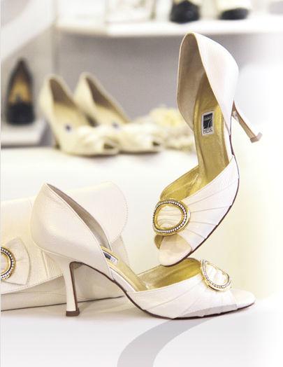 Beispiel: Der Schuh der zu Ihnen passt, Foto: Schuh Hiegl.