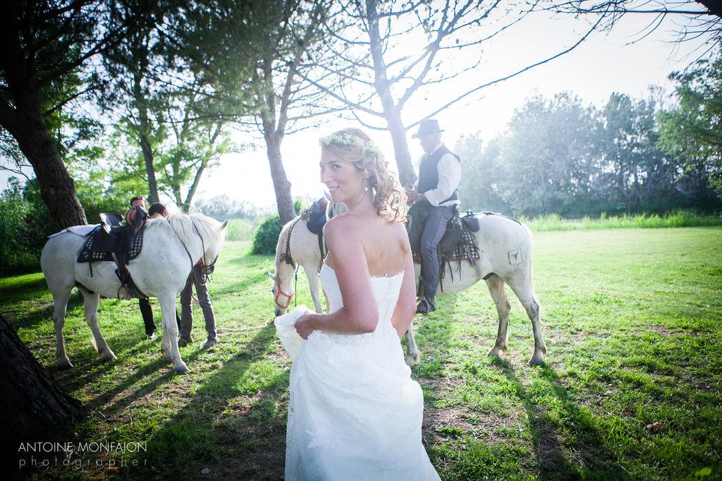 Mariage en Camague