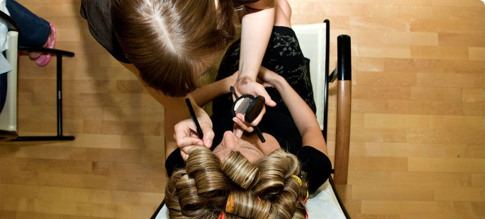 Beispiel: Braut Make-Up, Foto: Brenners Park-Hotel & Spa.