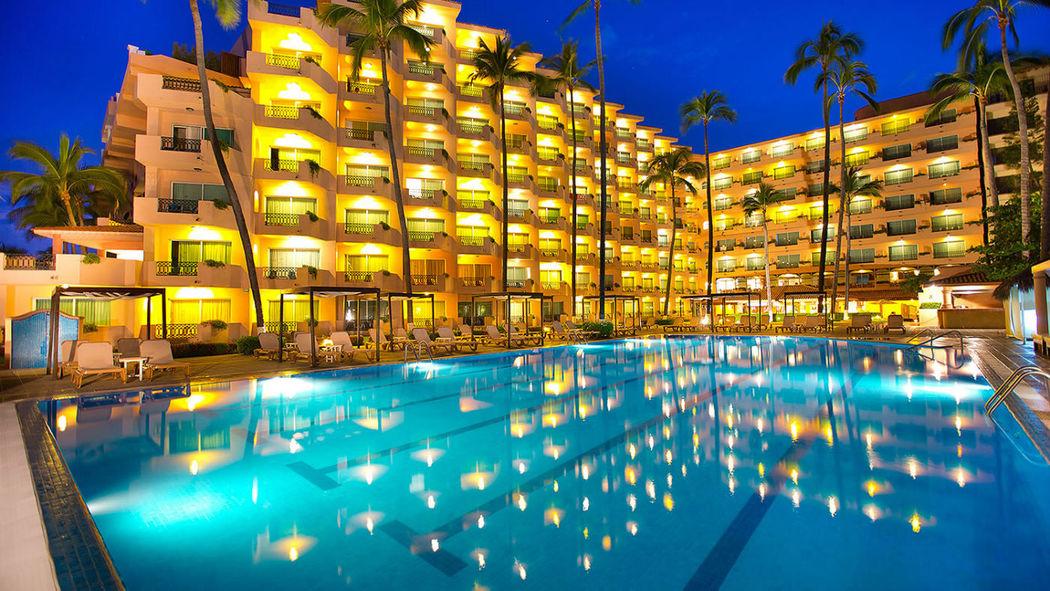 Hotel Crown Paradise Golden en Puerto Vallarta