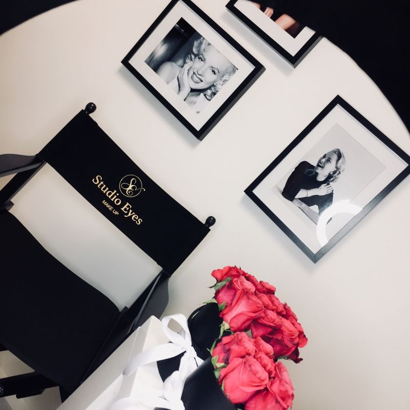 Studio Eyes Paris : coiffure et maquillage