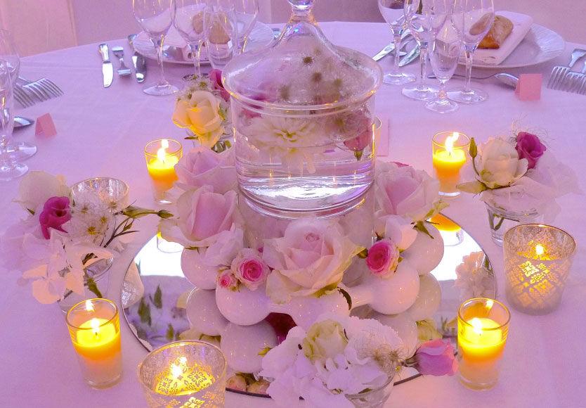 Good Moon - tout en douceur mélange de fleurs et bonbonnière