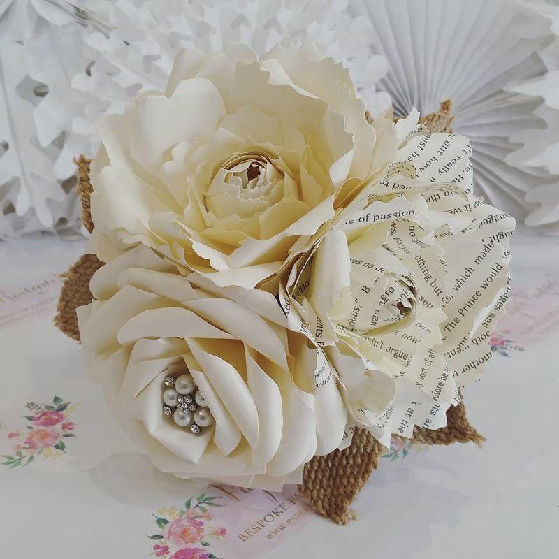 Paper Bouquets UK