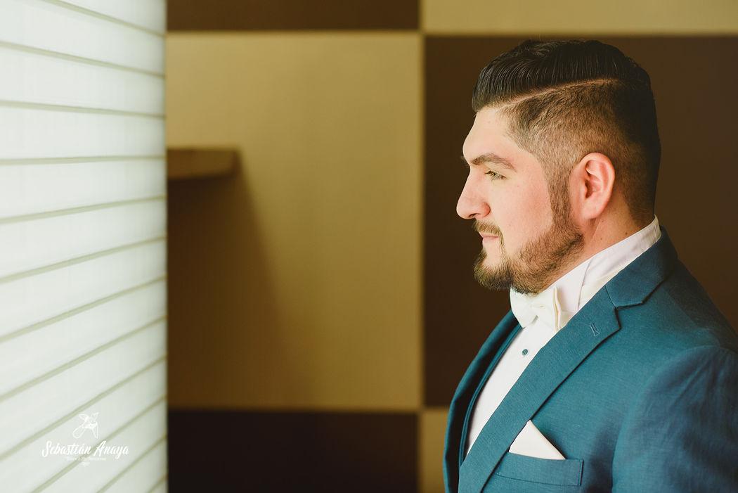 Portrait /  The Groom