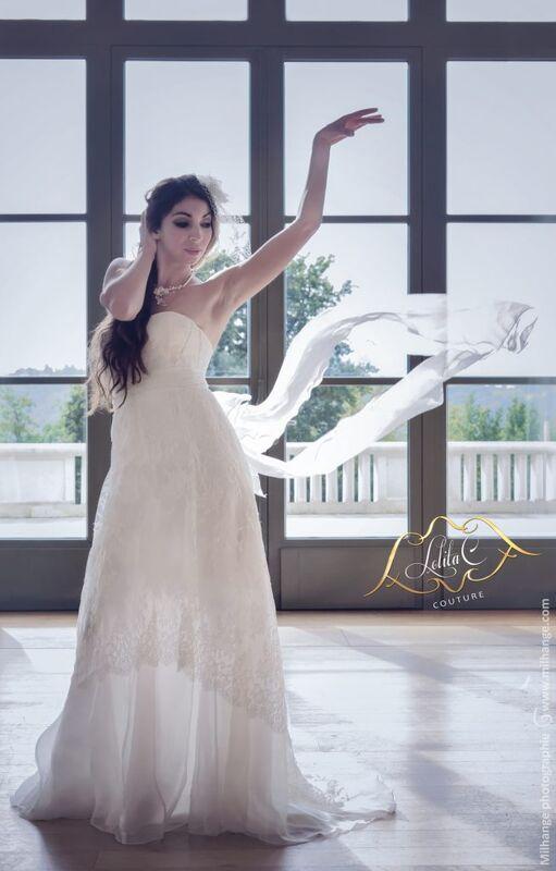 Lolita C - Prestige couture création