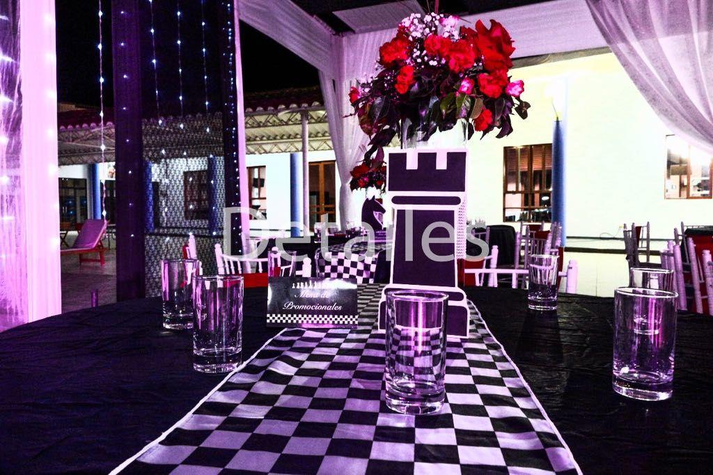 Detalles & Eventos - Catering